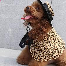 1199 Psi Kabáty Oblečení Pro Psy Puntíky Leopard Kamuflážní Barva Levhart Khaki Světle Zelená Terylen Kostým Pro Corgi Bígl Buldočka