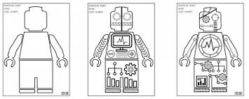 Small Picture Robot Coloring Pages 2 Robots Coloring Pages With Robot Pagesjpg