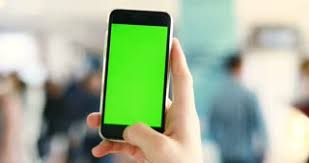 videoblocks close up man hands using modern smartphone mobile blank green screen chroma key mockup tapping scrolling blurred urban people background checking news notification internet searching 3g wifi device bk0prfspb thumbnail small01