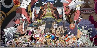 One Piece Height Chart One Piece Heights Clay Stage