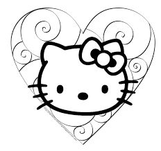 Small Picture 403 best Hello Kitty Coloring Pages Printables images on Pinterest