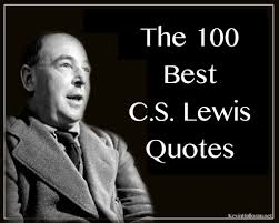 Greatest Christian Quotes Best of The 24 Best CS Lewis Quotes Anchored In Christ