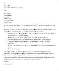 Bank Teller Cover Letter Cover Letter Examples For Bank Teller Bank ...