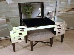 image of unique contemporary vanity table