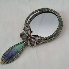 fancy hand mirror. Butterfly Design Pocket Mirror Hand Mirrors(P04014a) Fancy