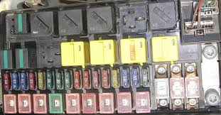 fuse box what is missing from mine land rover forums land click image for larger version fuse box jpg views 8650 size