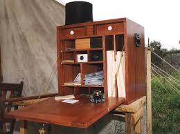 field officer s desk from master piece wood crafters