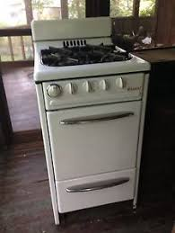 Vintage Stove And Fridge Collection On Ebay
