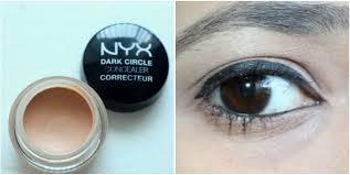 Nyx Professional Makeup Dark Circle Concealer Light Nyx Dark Circle Concealer Review