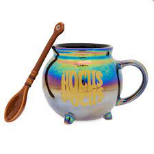 Find mugs and tea cups featuring mickey mouse, stitch from lilo & stitch, belle from beauty and the beast, cinderella and more. Disney Coffee Cup Mug Hocus Pocus Iridescent Cauldron Mug W Spoon