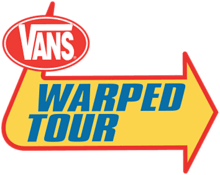 Warped Tour Seating Chart Warped Tour Wikipedia