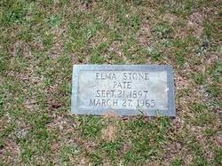 Elma Stone Pate (1897-1965) - Find A Grave Memorial