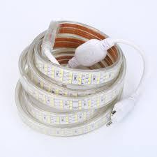 276Leds/m <b>SMD 2835 LED</b> Strip <b>220V</b> 240V Waterproof Three Row ...