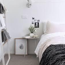 simple bedroom tumblr. Bed, Bedroom, Black, Decor, Decoration, Grey, House Interior Simple Bedroom Tumblr M
