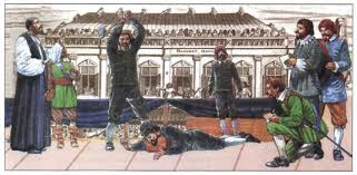 Завершение Английской революции годы Новая история  Казнь Карла i