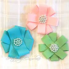 How To Make A Paper Ribbon Flower Craftionary