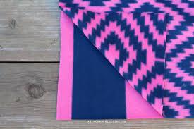 Fleece Blanket Patterns