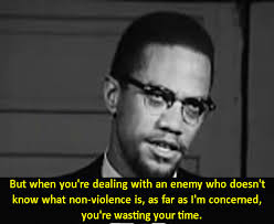 It is criminal to teach a man not to defend himself when he is the constant victim of brutal attacks. Malcolm X Violence Quotes Quotes Words