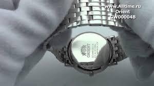 Наручные <b>часы ORIENT</b> GW00004B — купить по выгодной цене ...