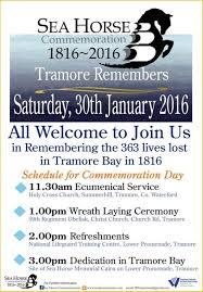 IrishGenealogyNews: Sea Horse Commemoration 1816–2016, Tramore