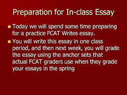 slow way home unit assessment part ii review of lesson i preparation for in class essay today we will spend some time preparing for a practice