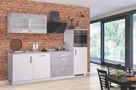 Küchenblock 270 Cm Breit Mara Ii Von Menke Möbel Weiss Hgbetonoptik