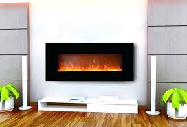 xtremepowerus 50 wall mount electric fireplace with