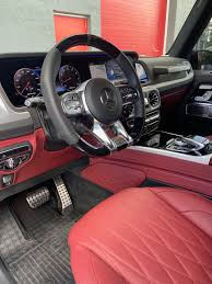 From typical amg to restrained, the sound of the amg performance exhaust system fully. Used 2020 Mercedes Benz G63 Amg Suv G Manufaktur Interior Package Plus Sintered Bronze Magno For Sale Special Pricing Chicago Motor Cars Stock 17309