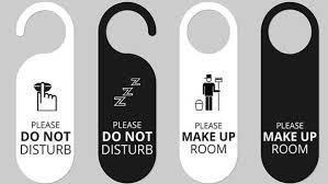 Design Door Hanger Best Inspiration Design