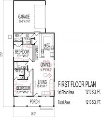 25 More 2 Bedroom 3d Floor Plans Single Level House 3 Bedr  LuxihomeSingle Level House Plans