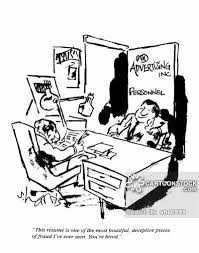 Fake Resume Cartoons And Comics Funny Pictures From CartoonStock Amazing Fake Resumes