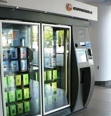 Cell Phone Vending Machine Mesmerizing Green Cell Phones Prefered By 48% Of ConsumersIf They Could Find