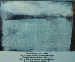 Priscilla Pearson Wilson (1825-1872) - Find A Grave Memorial