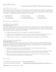 Sample Resume For Financial Management Fresh Graduate Best of Graduate Accountant Resume Sample Francistan Template
