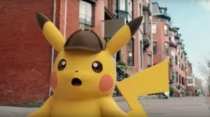 Pokemon Movie Detective Pikachu Set for Spring of 2019