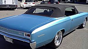 1966 Chevelle SS convertible For Sale - YouTube
