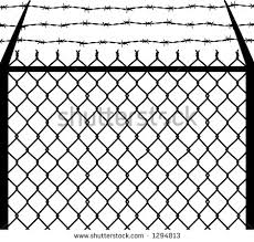 chain link fence vector. Beautiful Vector Stockvectorvectorsilhouettegraphicdepictingachain With Chain Link Fence Vector K