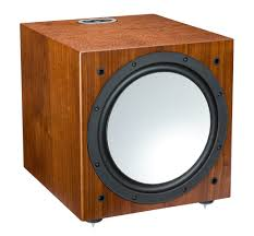 <b>Активный сабвуфер Monitor</b> Audio Silver W12 walnut