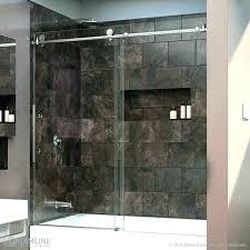 dreamline shower doors sliding glass shower doors bathtub shower doors bathroom tub sliding glass ergonomic enigma x in sliding glass shower doors