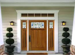 steel exterior doors french home depot entry with glass insert