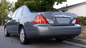 🚗 2001 Toyota Avalon | POV Test Drive & Review 2017 [Canyon Road ...
