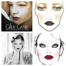 great gatsby makeup mayela vazquez