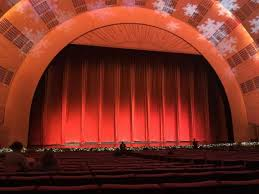 Radio City Music Hall Virtual Seating Chart Radio City Music Hall Section Orchestra 5