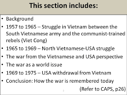 case study vietnam how was a small country like vietnam able to  2 this section includes