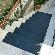 non slip stair treads outdoor black non slip rubber stair tread cover for outdoor stair cover