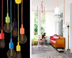 cord lighting. Cable Pendant Lighting Best Coloured Cord Lights 42 With Additional Art Glass