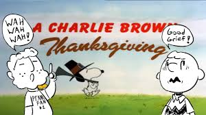 Charlie Brown Thanksgiving On Youtube ...