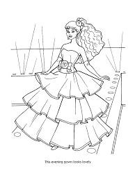 Small Picture Barbie Coloring Games All Page Free Printable Coloring Pages For