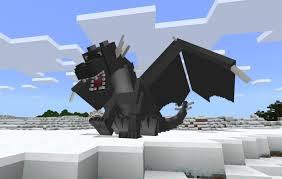 Pump action flying cyber dragon. Dragon Add On Minecraft Pe Mods Addons