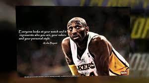 Kobe Bryant Inspirational Quotes - YouTube